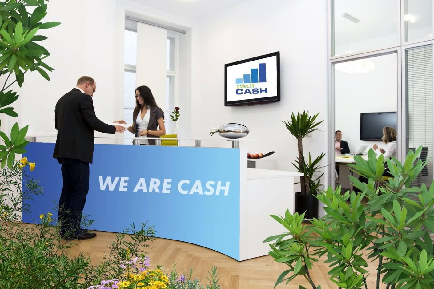Welcome to Objectif CASH